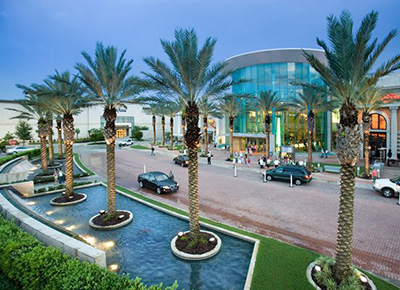 Car Dealerships In Orlando >> Innovations Design Group Landscape Architects | Millenia Mall | Innovations Design Group ...