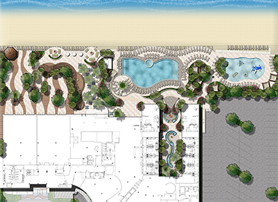 The Westin Daytona Beach Is Located Off State Road A1a With Direct Access To Atlantic Ocean And Cur 200 Room Hotel Being Renovated