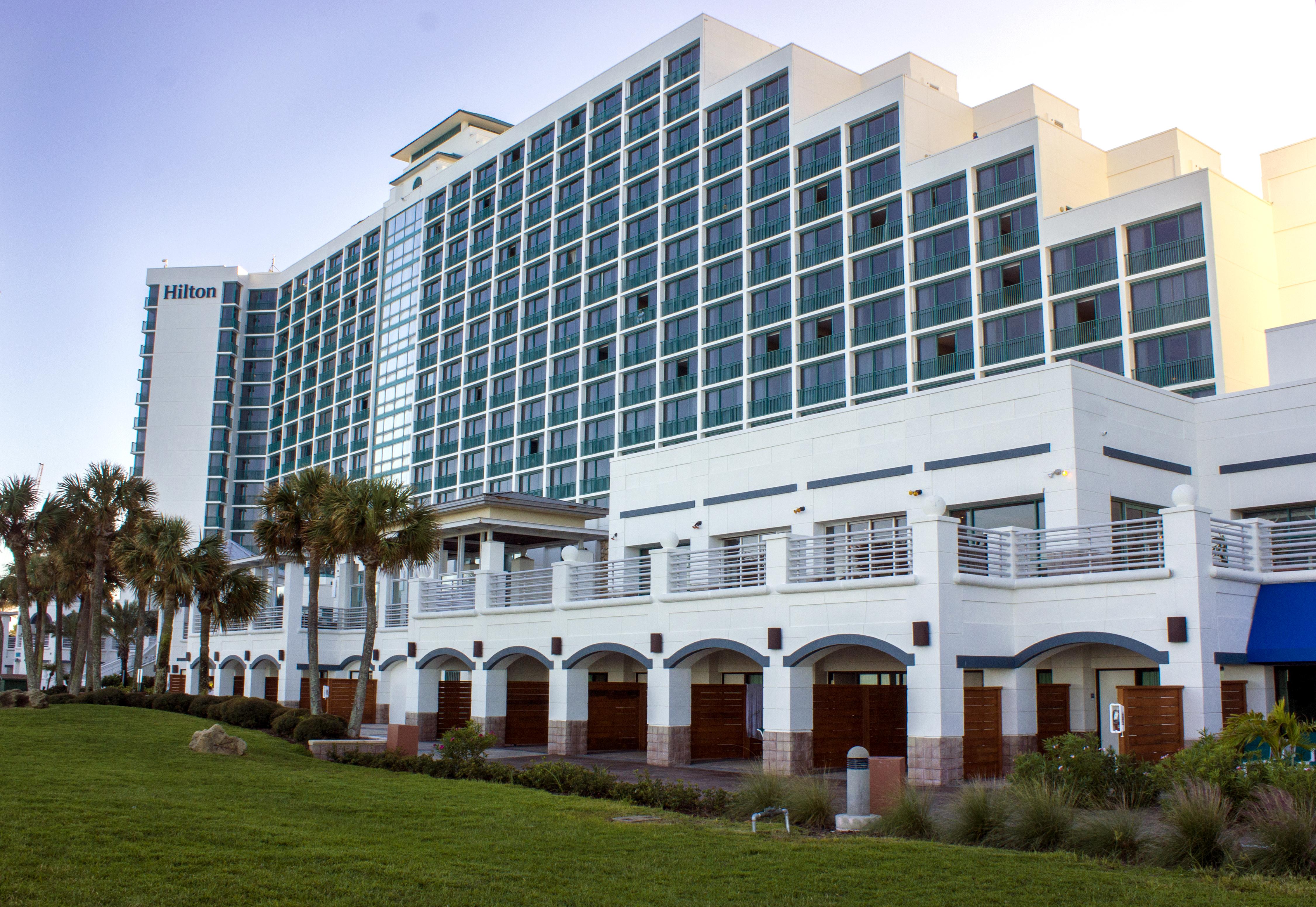 Innovations Design Group Landscape Architects Hilton Daytona Beach